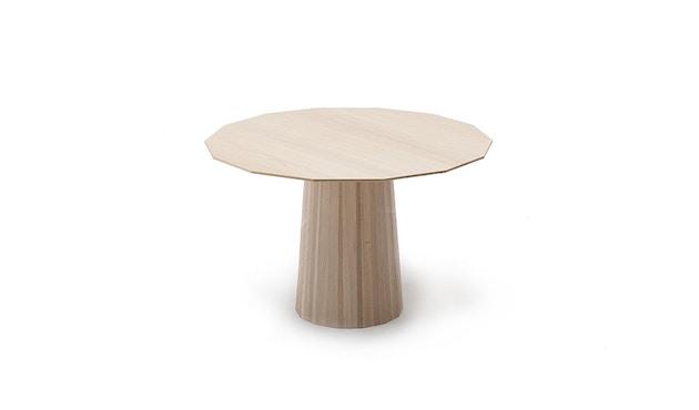 Karimoku New Standard - Colour Wood Esstisch 95 - natur - Eiche / Kastanie - 1