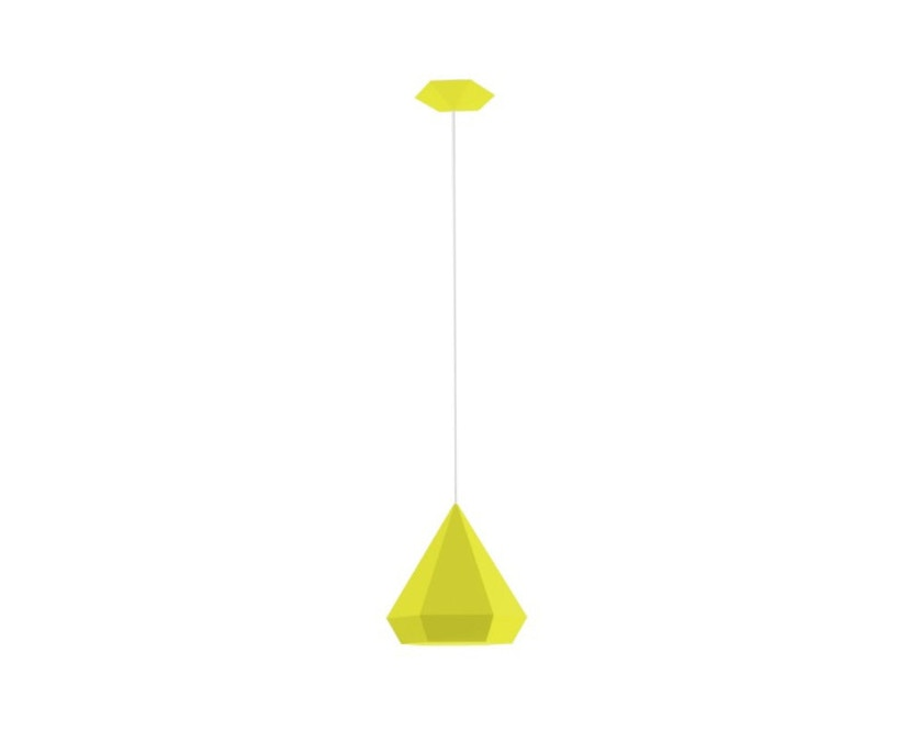 NEO/CRAFT - Diamond hanglamp - geel - 3