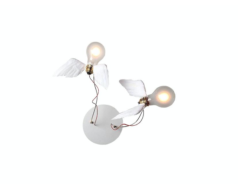 Lucellino Doppio LED Wand-/Deckenleuchte