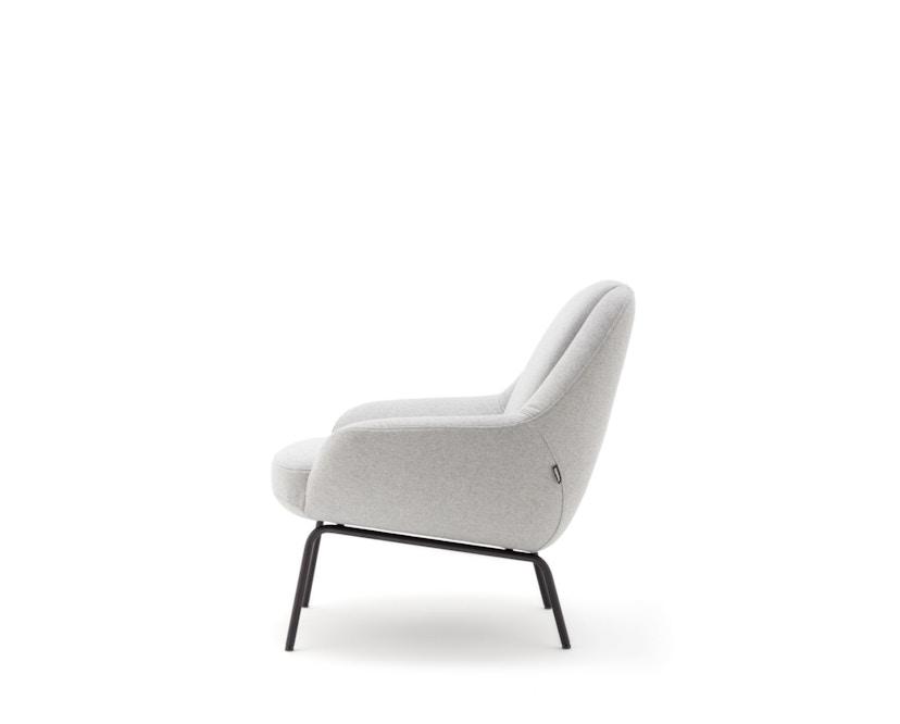 Freistil 138 Sessel - Seidengrau_Freistil Rolf Benz_Anders Nørgaard