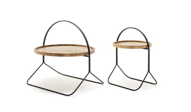 Freistil 158 Couchtisch - Eiche hell - 41x39 cm_Freistil Rolf Benz_Design-Team Yonoh