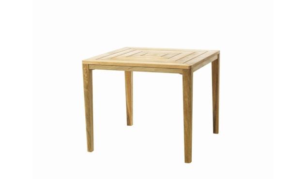Ethimo - Friends Tisch quadratisch - Natural Teak - 1