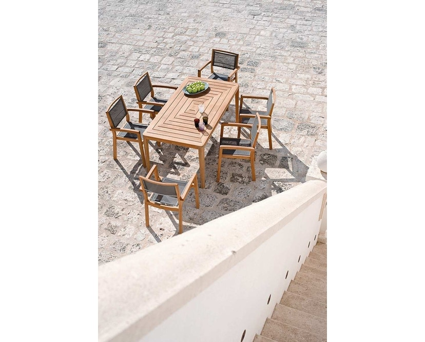 Ethimo - Friends Tisch rechteckig - Natural Teak - 3