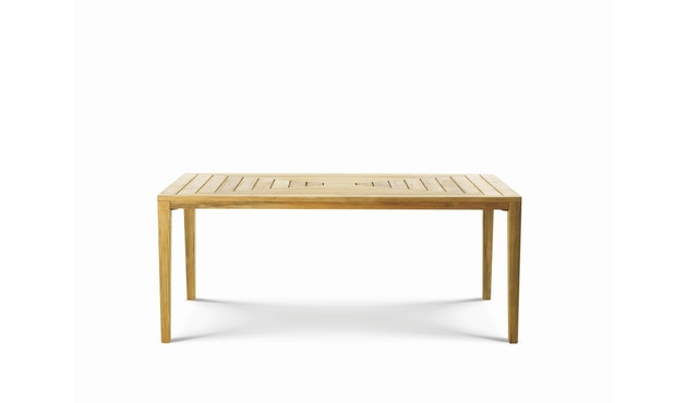 Ethimo - Friends Tisch rechteckig - Natural Teak - 2