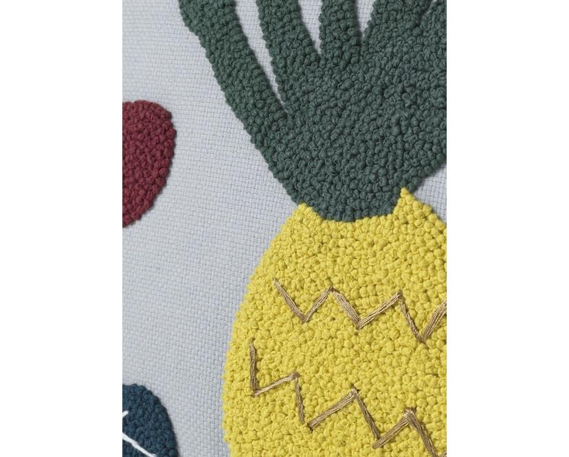 ferm LIVING - Fruiticana Kissen - Ananas - 2