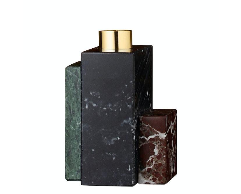 AYTM - Frustum Kerzenständer - Black/Forest/Bordeaux - 1