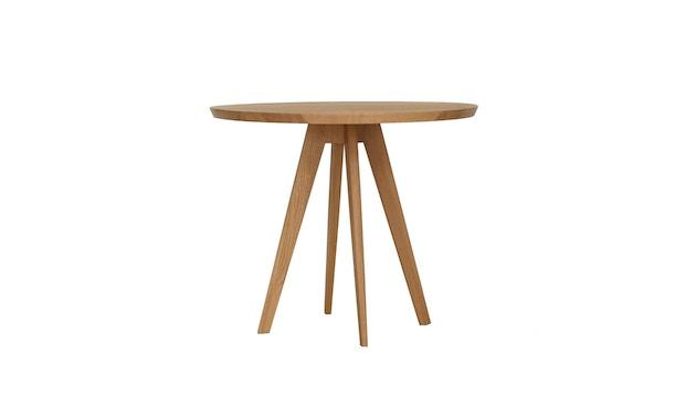 Zeitraum - Cena Tisch oval - Esche massiv - 180 x 100 cm - 1