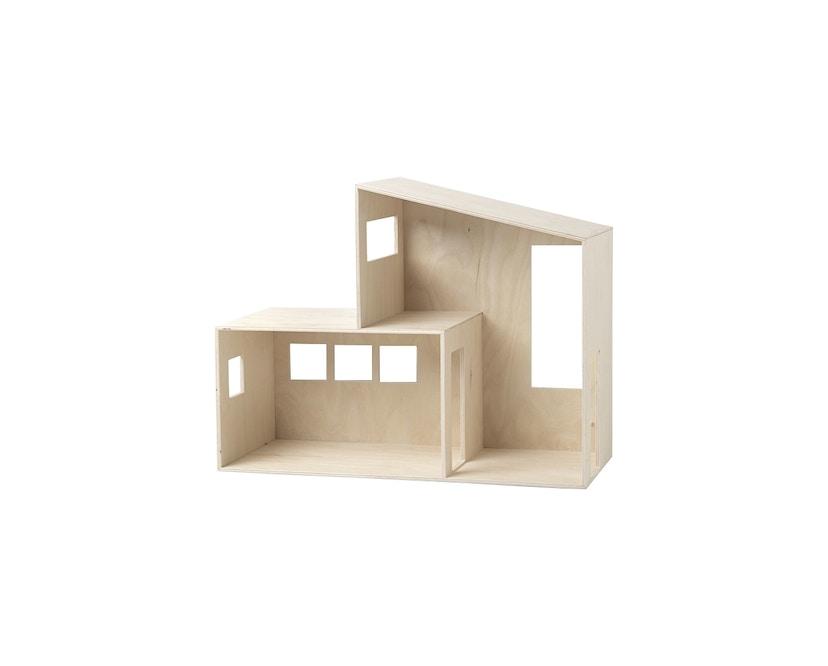 ferm LIVING - Miniatur Funkis Haus klein - 1