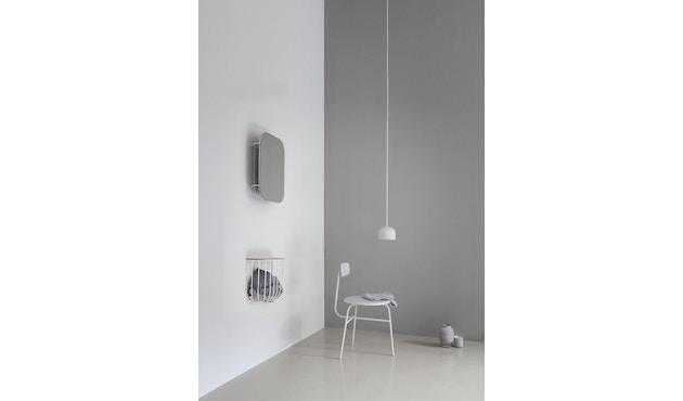 Menu - FUWL Cage Mirror Spiegel - weiß - 3