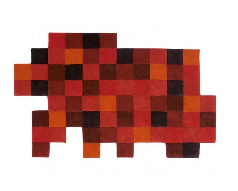 Nanimarquina - Do-Lo-Rez Teppich - rot - 184 x 276 - 1