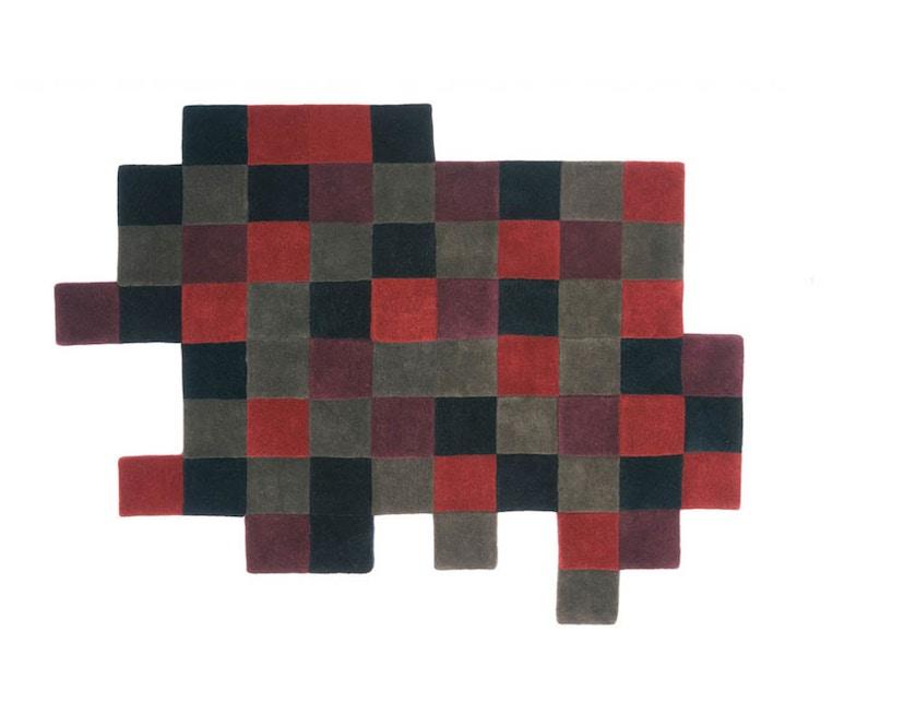 Nanimarquina - Do-Lo-Rez vloerkleed - 207 x 253 cm - rood - 1