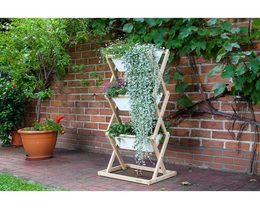 Urbanature - Vertikaler Garten klappbares Pflanzenbett - klein - 2