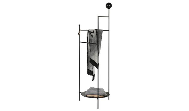 OK Design - Gestus Kleiderablage - Black - 3