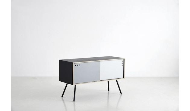 Woud - Geyma Sideboard - Black/grey - hoch - 2