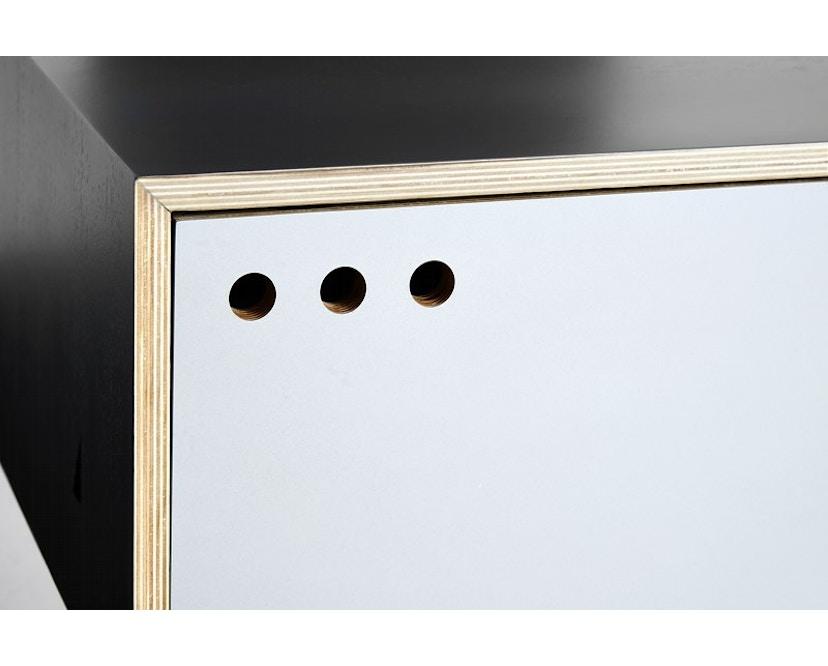 Woud - Geyma Sideboard - Black/grey - hoch - 3