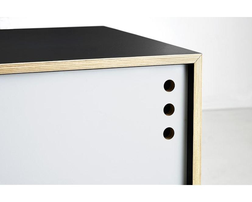 Woud - Geyma Sideboard - Black/grey - hoch - 4