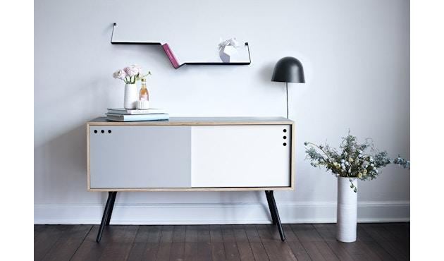 Woud - Geyma Sideboard - Black/grey - hoch - 5