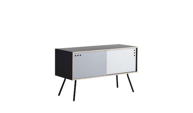 Woud - Geyma Sideboard - Black/grey - hoch - 1