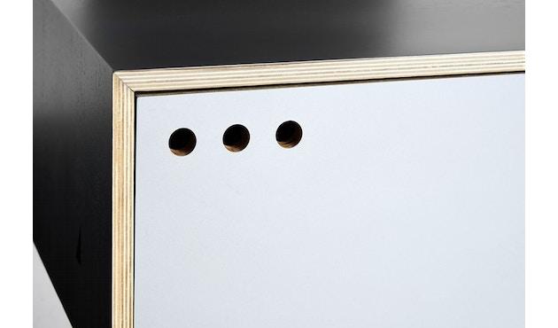 Woud - Geyma Sideboard - Black/grey - tief - 3