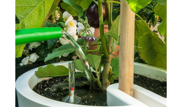 Urbanature - Pflanzentrolley Plantenbak - wit - 2