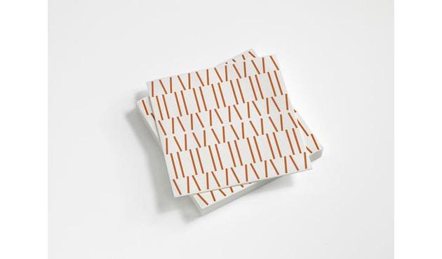 Vitra - Papierservietten - gemustert - 3