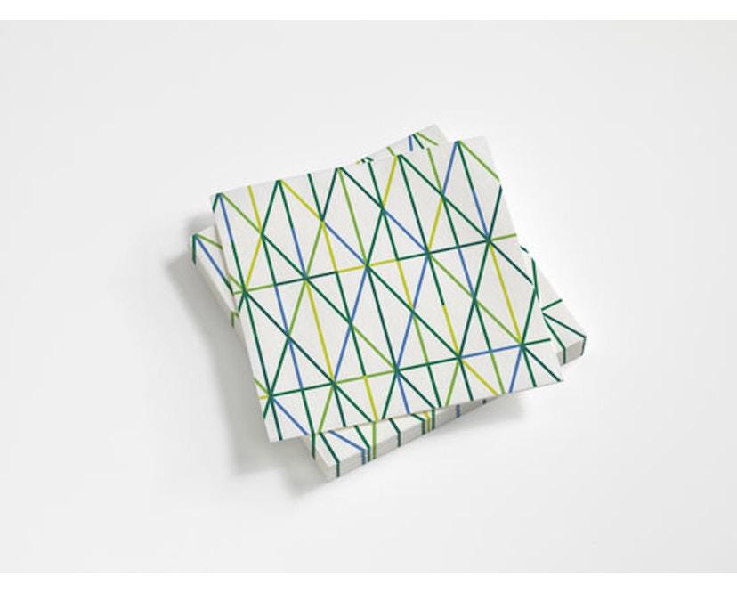 Vitra - Papierservietten - gemustert - 4