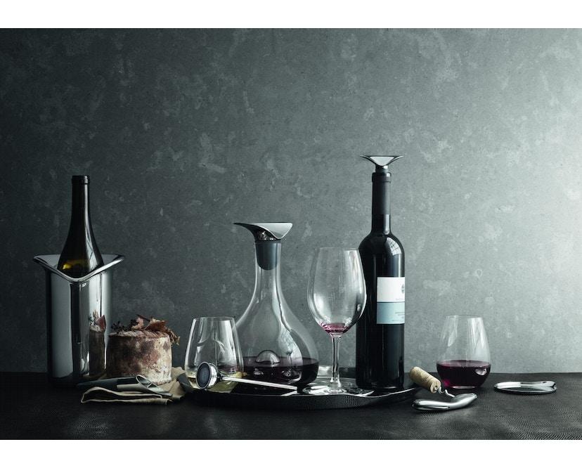 Georg Jensen - Wine Set -2teilig Ausgießer und Stopfen - 2