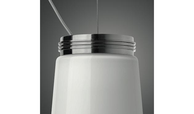 Diesel with Foscarini - Glass Drop Hängeleuchte - bianco - 4