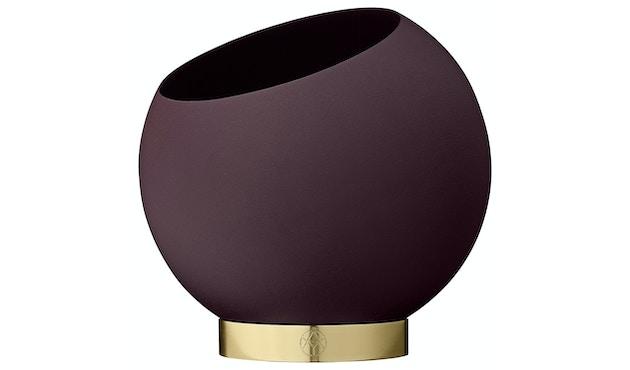 AYTM - Globe Blumentopf - Bordeaux - 1