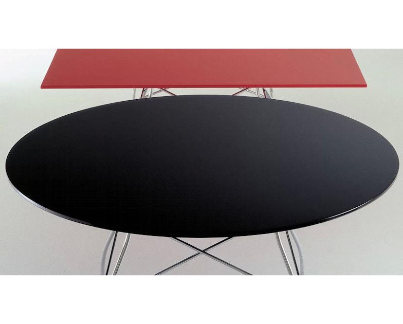 Kartell - Glossy Tisch - quadratisch - weiß - 6