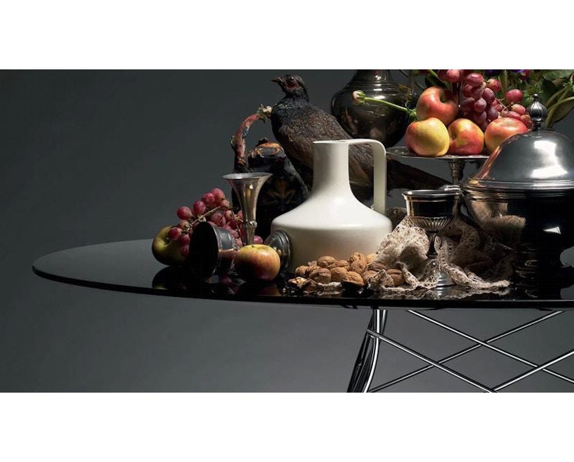 Kartell - Glossy Tisch - quadratisch - weiß - 7