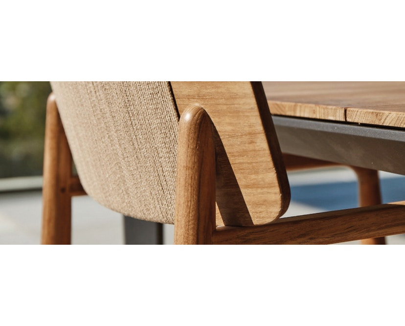Gloster - Archi Dining Stuhl - 3