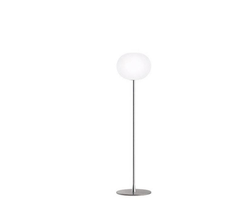 Flos - Glo-Ball F 1 Stehleuchte - weiß - 8