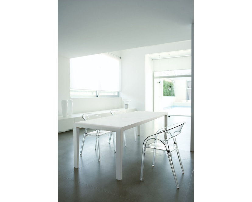 Pedrali - Gossip Stuhl - schwarz lackiert - 2