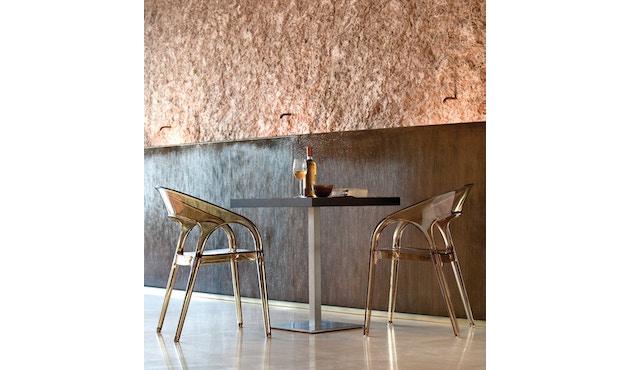 Pedrali - Gossip Stuhl - weiss lackiert - 3