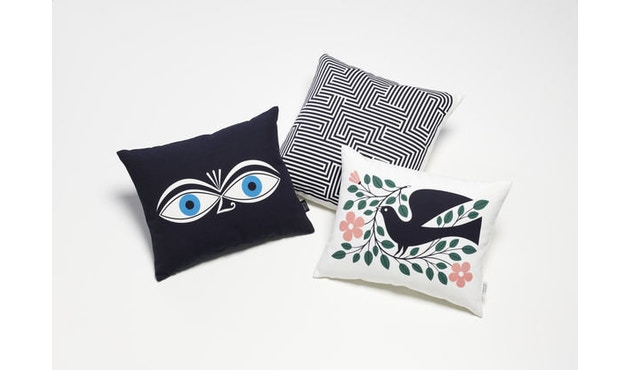 Vitra - Graphic Print Kussen Eyes - 3