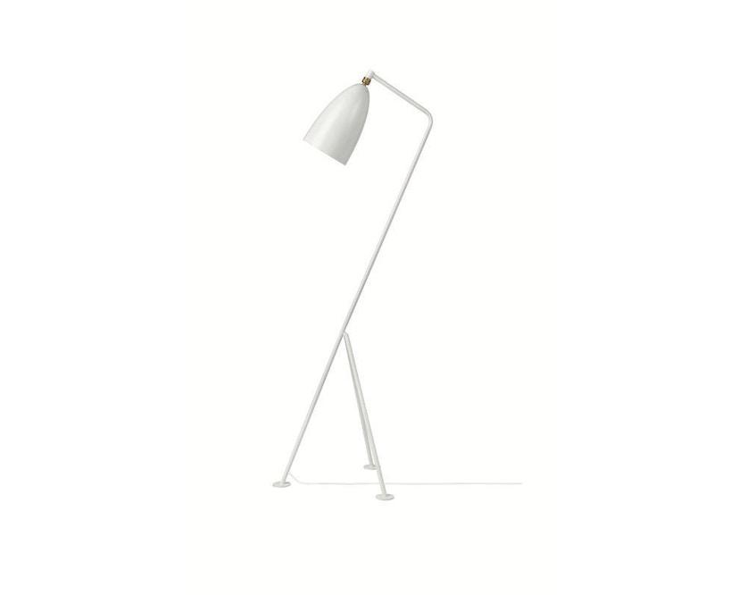 Gubi - Grasshopper vloerlamp - wit - 1