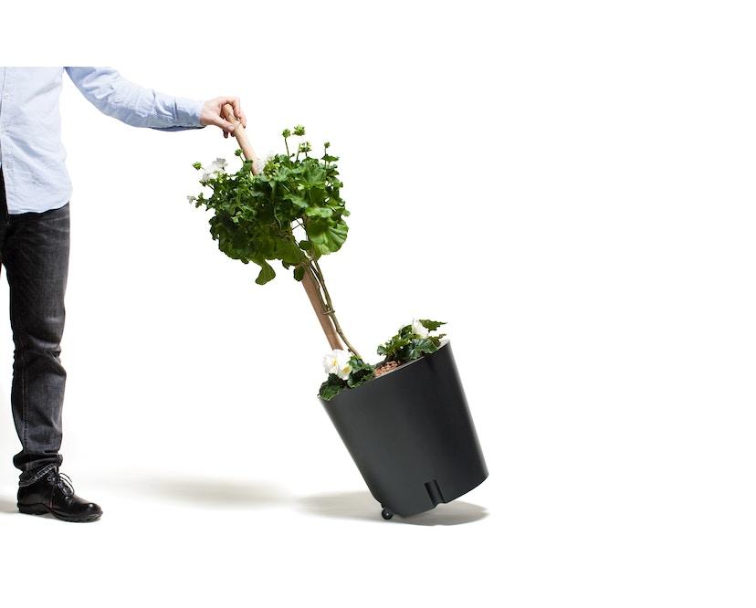 Urbanature - Pflanzentrolley Plantenbak - wit - 4