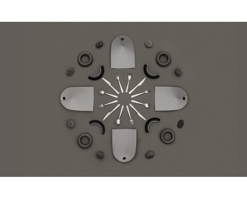 Normann Copenhagen - Handfeger und Kehrblech - dunkelgrau - 7