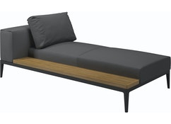 Grid Chaiselongue