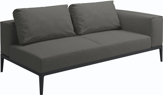 Grid Sofa Endmodul