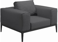 Fauteuil Grid Lounge