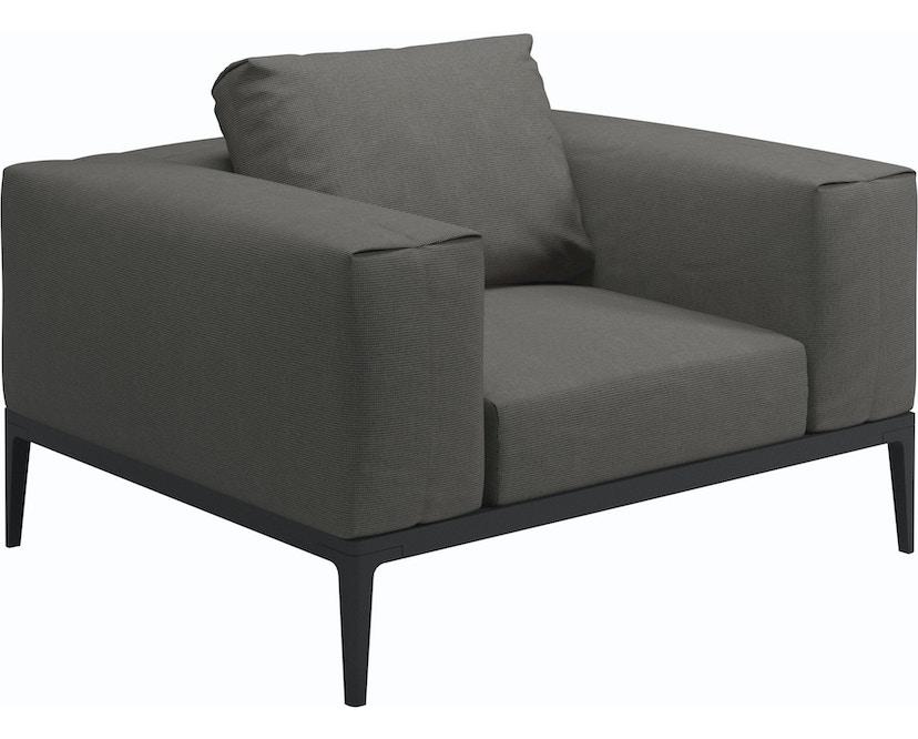 Grid Lounge Sessel