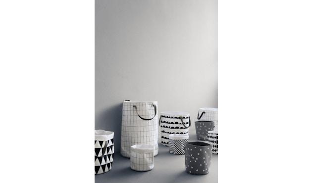 ferm LIVING - Grid Wäschekorb - M - 2