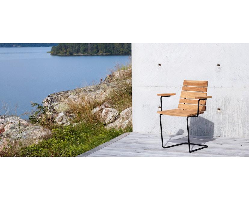 Skargaarden - Table Grinda, carrée - 2