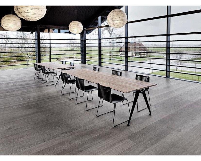 Randers + Radius - GRIP Basic Tisch - 131 x 80 cm - schwarz - 13