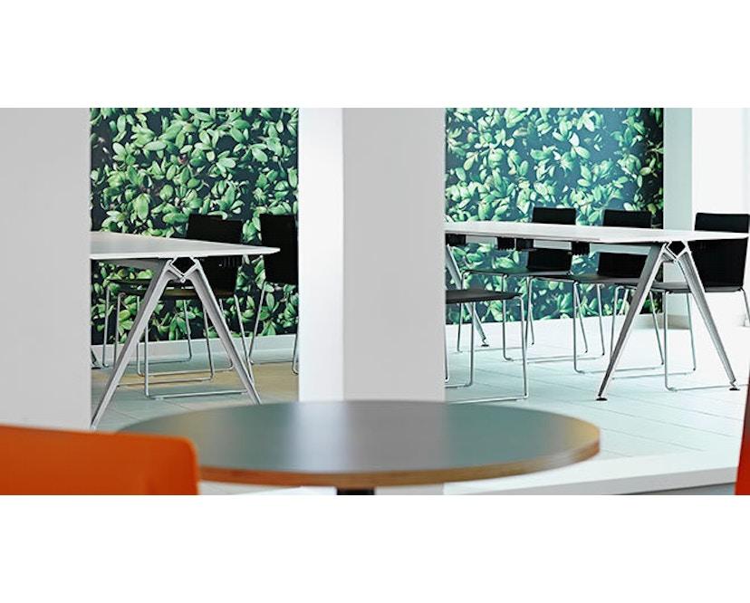 Randers + Radius - GRIP Basic Tisch - 179 x 80 cm - schwarz - 14