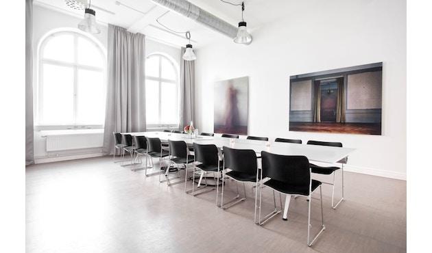 Randers + Radius - GRIP Basic Tisch - 179 x 80 cm - schwarz - 22