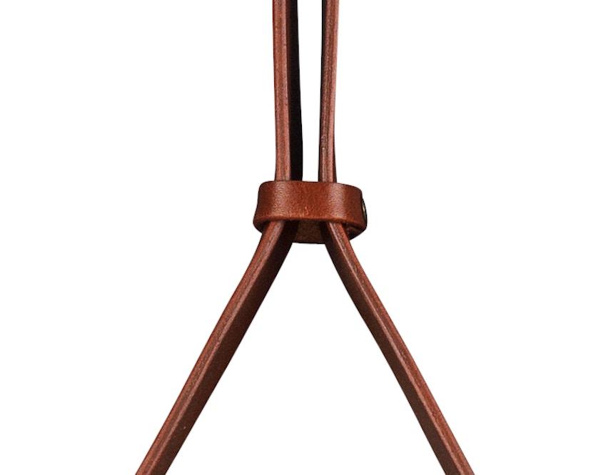 Gubi - Adnet Spiegel - Ø 45 cm - schwarz - 5