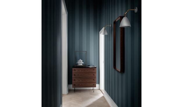 Gubi - Adnet Spiegel Rectangulaire - M 115 x 70 cm - zwart - 3